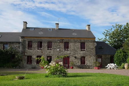 Gite in a traditionnal farmhouse  - Cormolain