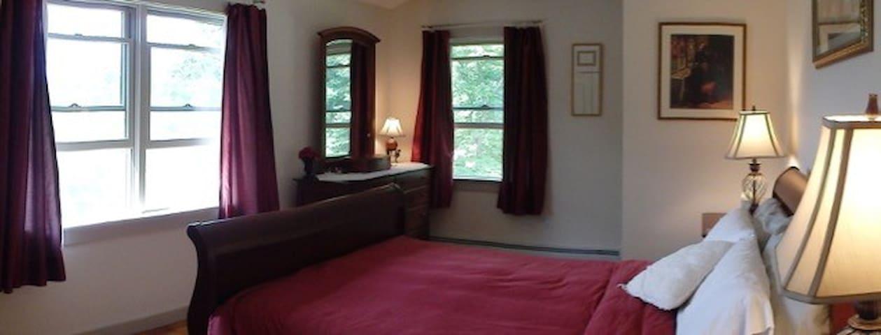 Mountain View Queen Room, Sauna - Bethel - House