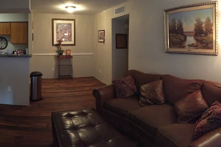 Cozy 1BD close to DFW airport - Bedford