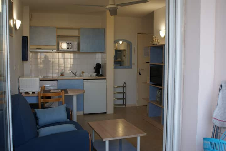 Appartement 2** avec parking couvert sécurisé