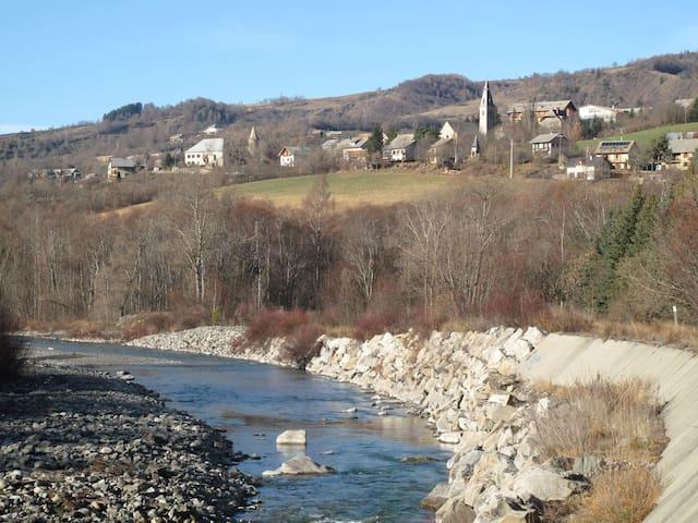 Champsaur : T3 spécial randonneurs et/ou famille - Saint-Jean-Saint-Nicolas