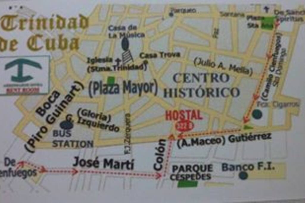 NUESTRA CASA  QUEDA A SOLO 2 MIN DEL CENTRO HISTORICO