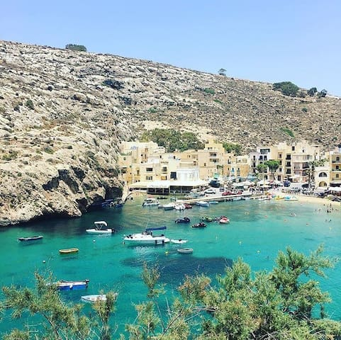 Where Time Stood Still - Xlendi,GOZO
