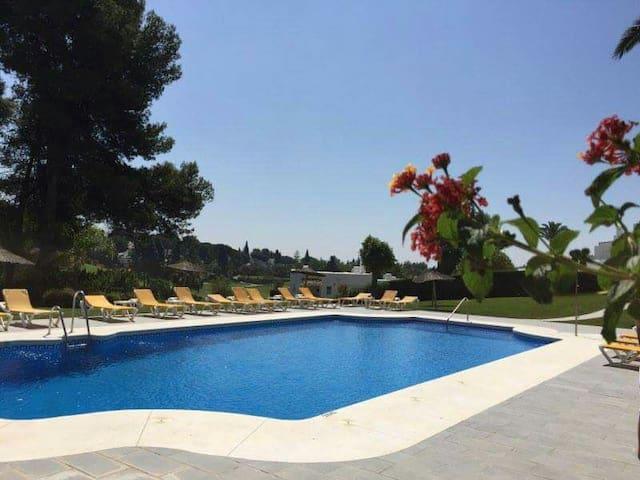 Best view &residential neighborhood - Marbelha - Casa