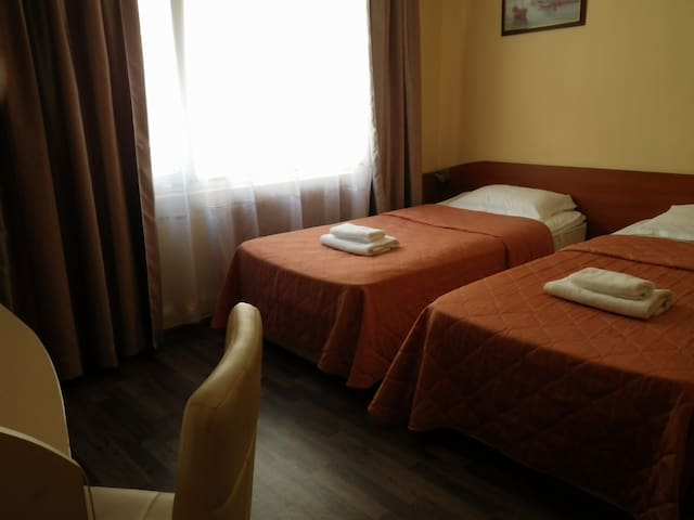 Palitra Economy Single Room