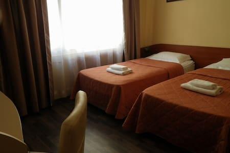 Palitra Economy Single Room - 바르나