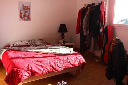 Chambre confort à Jules Guesde - Montpellier