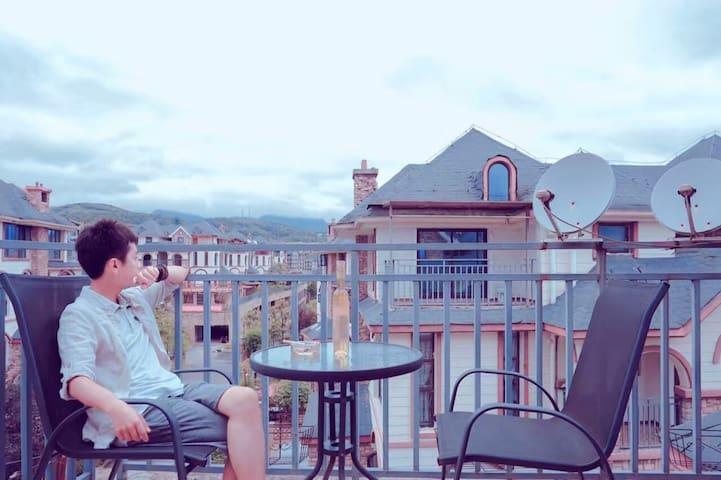清风小墅-武隆游客中心对面mini叠拼 跃层2室1厅3卫0厨 仙女山天坑地缝