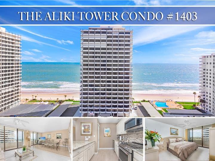 Avail Jan-Mar! Aliki Condo - Ocean View - 2BR/2BA #1403