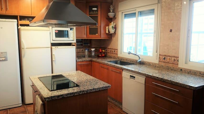 Villa Garcia holiday rental - Sotogordo - 別墅
