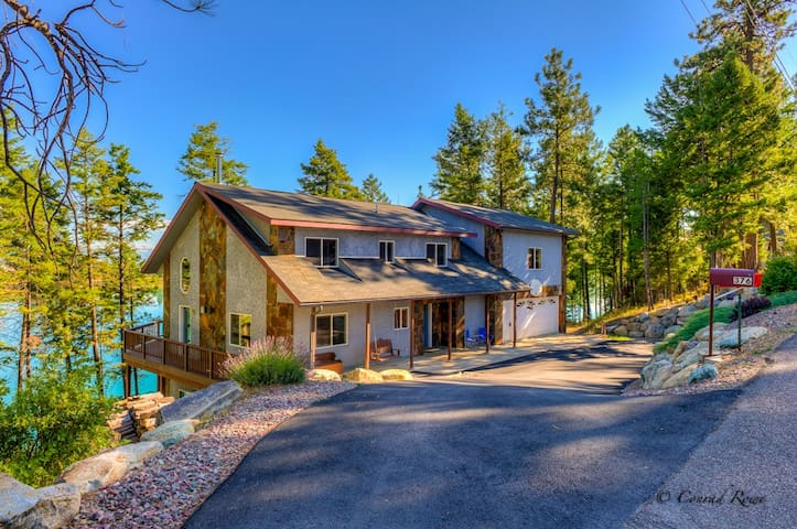 Lake Front House on Foys Lake - Kalispell - Ev