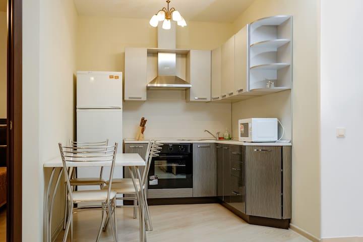 Уютные апартаменты на подмосковном курорте Яхонты - Noginsk - อพาร์ทเมนท์