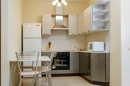 Уютные апартаменты на подмосковном курорте Яхонты