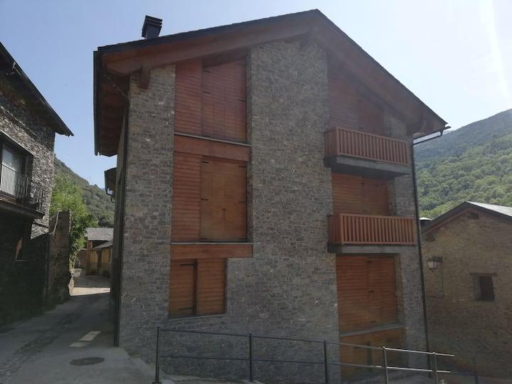 Apartament a la Vall Farrera