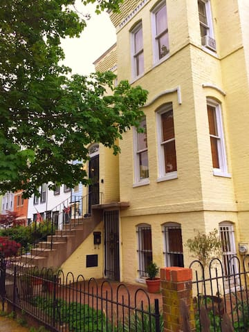 Beautiful Victorian House - Washington - Maison