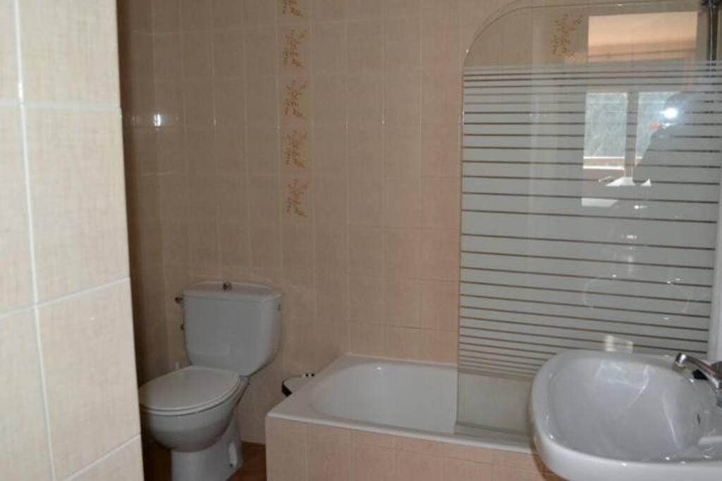 Bathroom - Apartments Bellavista - Soldeu - Andorra