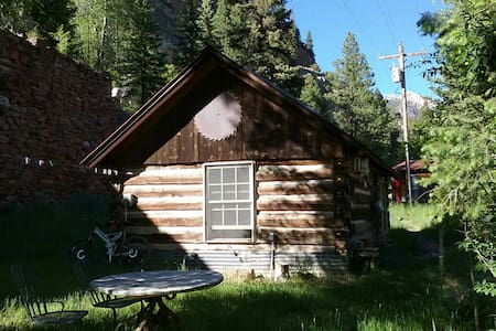 Deep Creek Log Cabin Getaway - Telluride