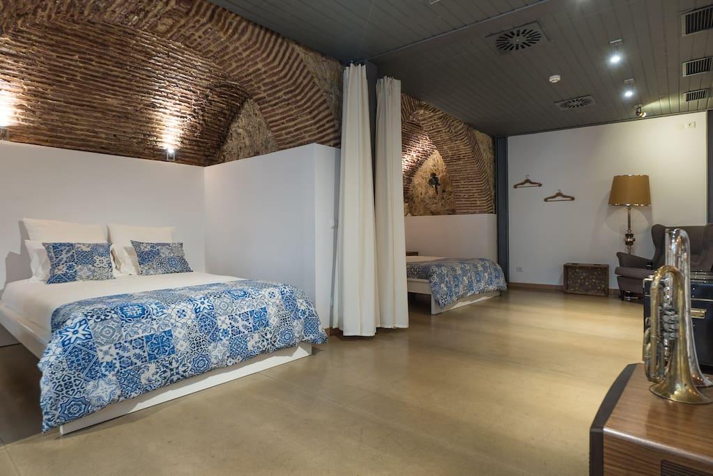 Quartos - Bed Rooms
