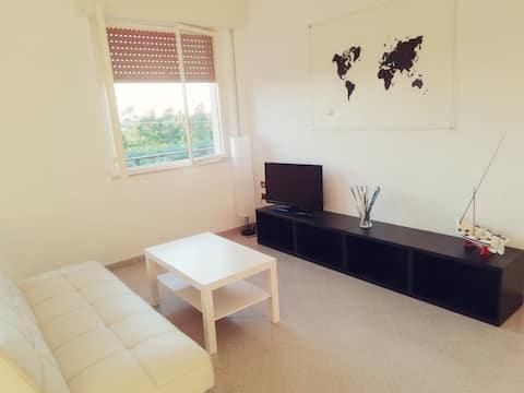 Cozy & cheap apartment near to the kitesurf spot