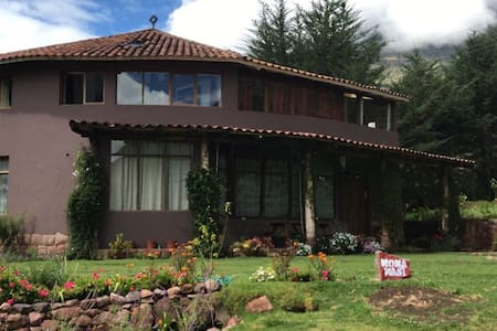 In the Heart of Sacred Valley, Cacao Bedroom