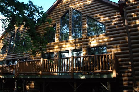 Most Secluded Cabin in Resort