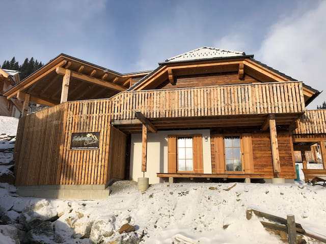 Edelweiß-Chalet (booking since 12.01.2018 )