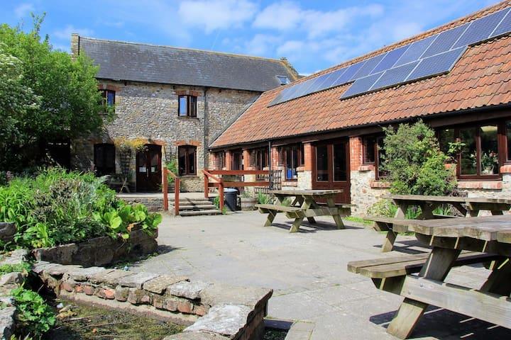 Courtyard Centre at Magdalen
