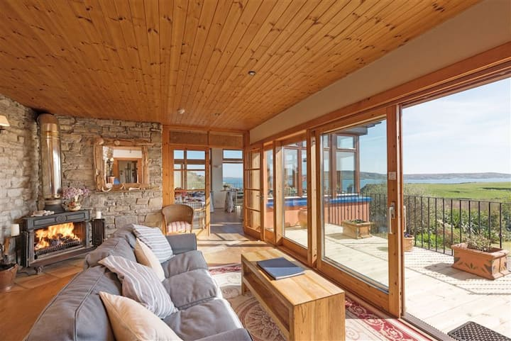 Dolphin Beach Country House, Clifden, Co. Galway