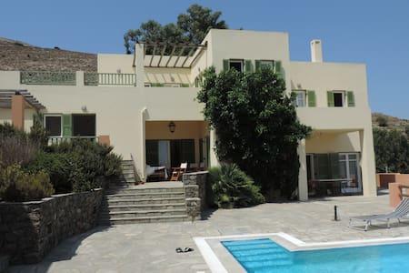 Βιλλα Αλέξανδρος - Siros - Villa