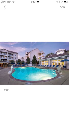 *1 BEDROOM DELUXE @ WYNDHAM NASHVILLE RESORT*