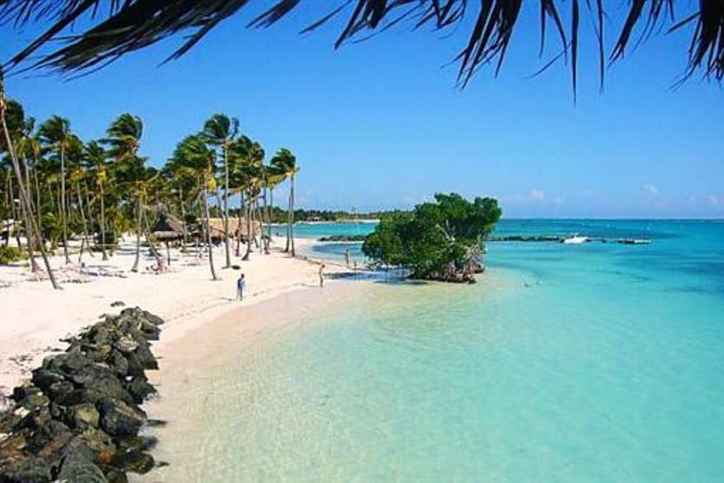 Really close to your apartment is one of the most beautiful beaches in the Dominican Republic - Playa Blanca. Amazing white sand and turquoise water absolutely will impress you! On this beach, you can make great photos and enjoy your vacation to the full.