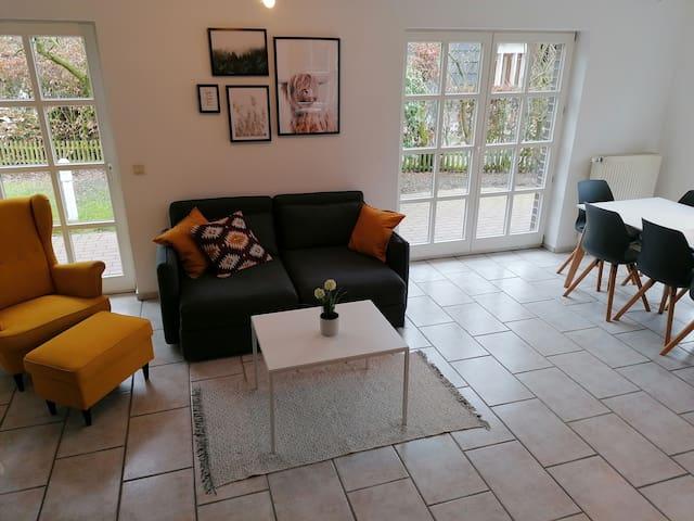 Ferienhaus am Alfsee -Urlaub für bis zu 8 Personen