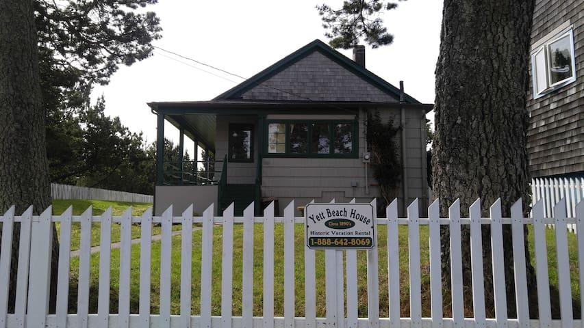 The Yett's Victorian Sea Cottage