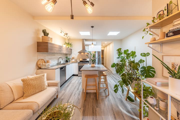 Serene 2BR or (1 BR+ Office) with PrivateTerrace