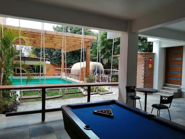 Ex hacienda Santa Elena centro de Atlixco puebla.