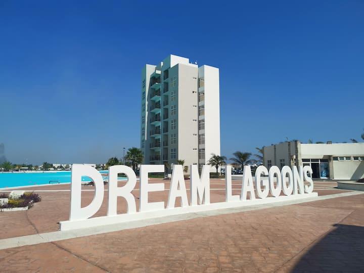 Casa Galeaza en Dream Lagoons Veracruz