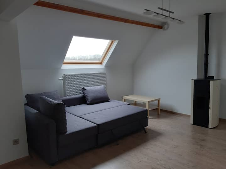 Appartement Kain ( Tournai ) au calme