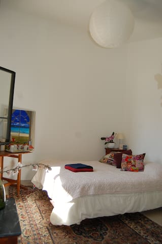 Chambre avec terrasse privative indépendante