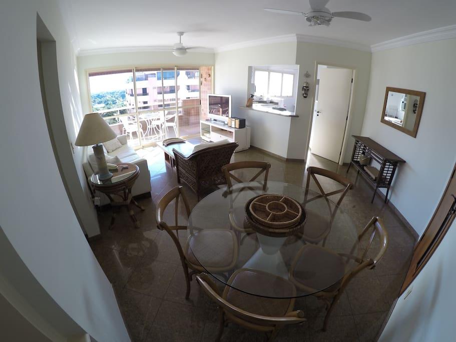 Mesa de Jantar e Sala