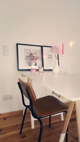 Bright,  nice and cosy Appartement - Berlín - Dům