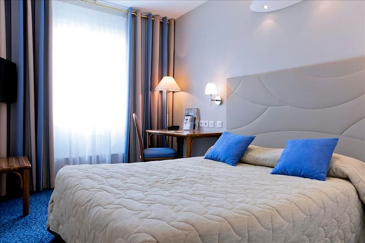 Chambre Confort Double - Twin