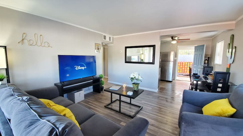 New! Cozy Phoenix APT close to Airport | Downtown