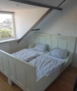 Cozy attic room - Haarlem