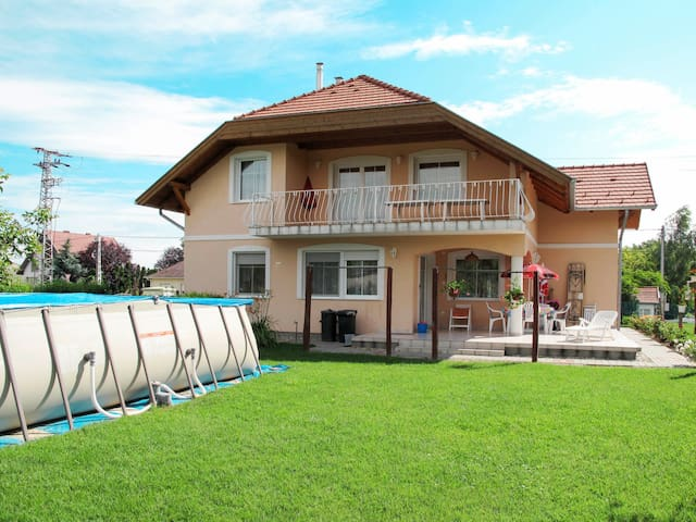 Holiday home in Balatonföldvar for 5 persons