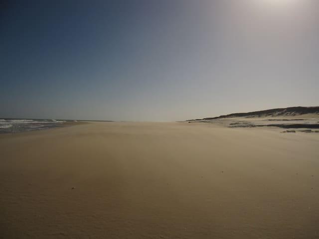 CASA LA MATEA SOBRE LA ARENA, OCEANIA, URUGUAY - Oceanía del Polonio - Talo