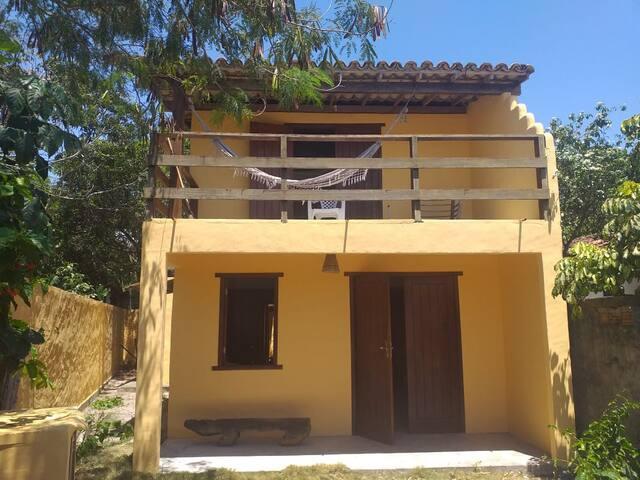 Casa Rosa Branca Caraíva