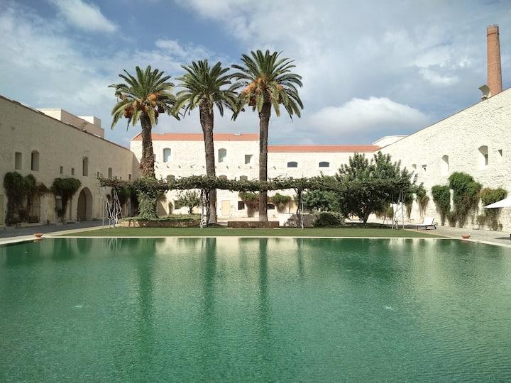 Salinas E _ Convento das Bernardas _ Tavira