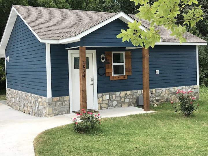Carey Bay Cottages -  Brand New Cottages on Grand Lake (Cottage C)