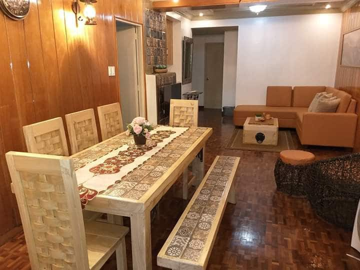 2bedroom w/ balcony, kitchen near tourist spots