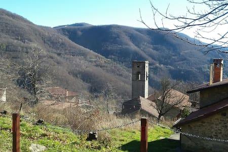 Casina nuova della Volpe, Dalli Sotto, Garfagnana